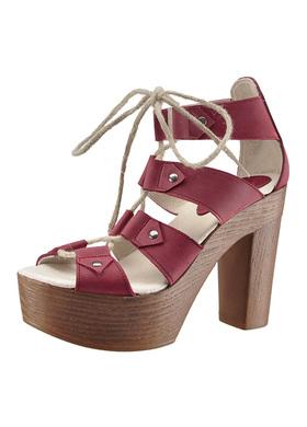Sandaletten Red Hot