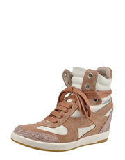 High Top Stiefelette Bronx